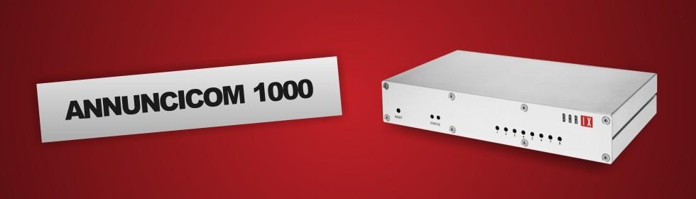 Annuncicom 1000